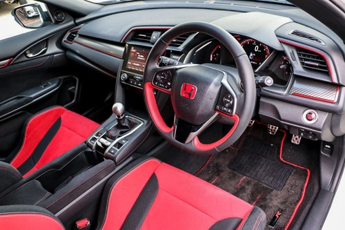HONDA CIVIC Type R 10th Gen Type R. Hatchback 5dr Man 6sp 2.0T [MY18]