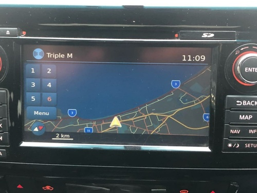 NISSAN NAVARA ST-X D23 ST-X Utility Dual Cab 4dr Spts Auto 7sp 4x2 2.3DTT