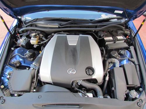 LEXUS IS350 F Sport GSE31R F Sport Sedan 4dr Spts Auto 8sp 3.5i [Sep]
