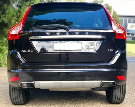 VOLVO XC60 T5 T5 Luxury Wagon 5dr Geartronic 8sp 2.0T [MY16]
