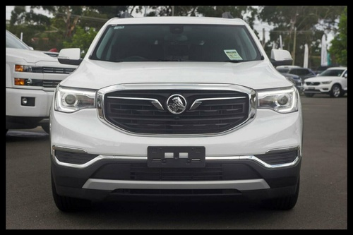 HOLDEN ACADIA LT AC LT Wagon 7st 5dr Spts Auto 9sp 2WD 3.6i [MY19]