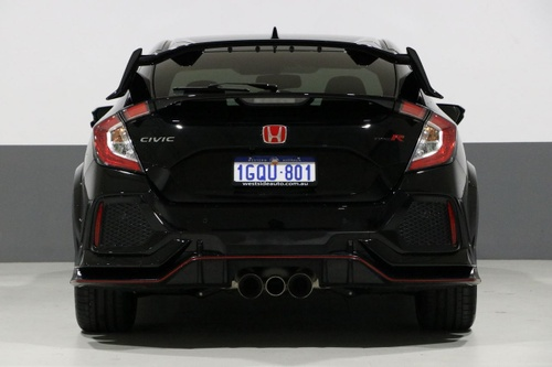 HONDA CIVIC Type R 10th Gen Type R. Hatchback 5dr Man 6sp 2.0T [MY18]