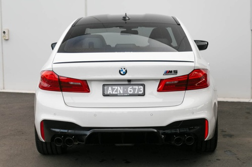 BMW M5 Competition F90 Competition. Sedan 4dr M Steptronic 8sp M xDrive 4.4TT