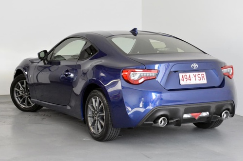 TOYOTA 86 GT ZN6 GT Coupe 2dr Spts Auto 6sp 2.0i [Apr]