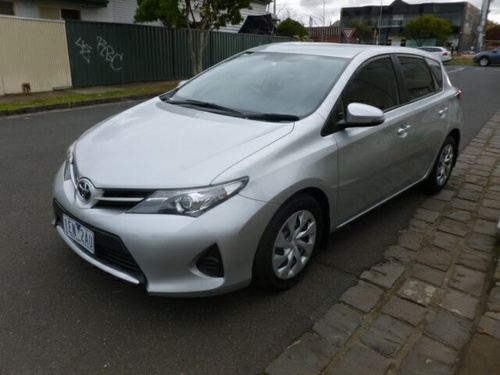 TOYOTA COROLLA Ascent ZRE182R Ascent Hatchback 5dr S-CVT 7sp 1.8i