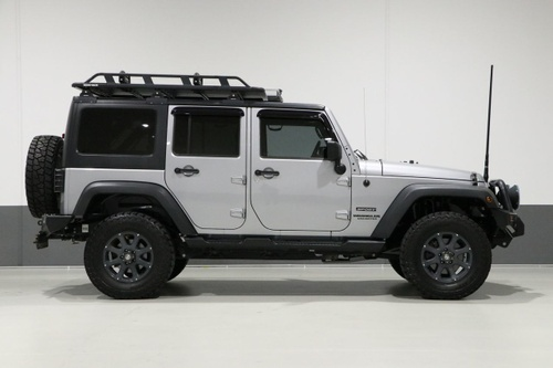 JEEP WRANGLER Unlimited JK Unlimited Sport Softtop 4dr Auto 5sp 4x4 3.6i [MY14]