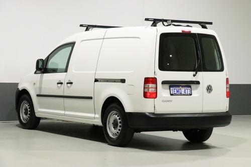VOLKSWAGEN CADDY TDI250 BlueMOTION 2KN TDI250 BlueMOTION Van Maxi 5dr Man 5sp 1.6DT [MY14]