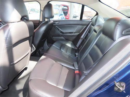 FORD FALCON G6E FG MkII G6E EcoBoost Sedan 4dr Spts Auto 6sp 2.0T