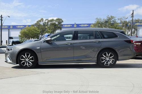 HOLDEN COMMODORE RS ZB RS Sportwagon 5dr Spts Auto 9sp 2.0T (5yr warranty) [MY18]