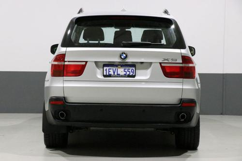 BMW X5 xDrive35d E70 xDrive35d. Wagon 5dr Steptronic 6sp 4x4 3.0DTT [MY10]