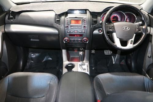 KIA SORENTO Platinum XM Platinum. Wagon 7st 5dr Spts Auto 6sp 4WD 2.2DT [MY12]