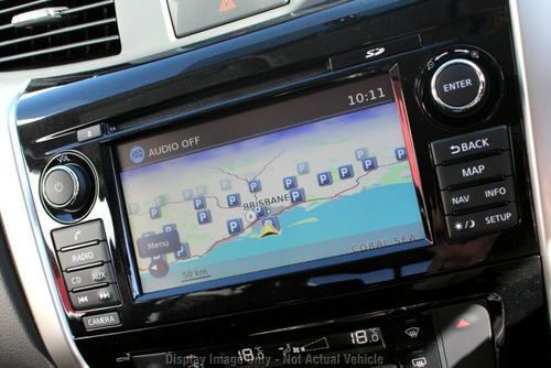 NISSAN NAVARA ST-X D23 Series 3 ST-X Utility Dual Cab 4dr Man 6sp 4x4 2.3DTT