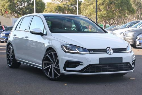 VOLKSWAGEN GOLF R 7.5 R Hatchback 5dr DSG 7sp 4MOTION 2.0T [MY18]