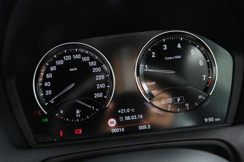 BMW 125I 125i F20 LCI-2 125i M Sport. Hatchback 5dr Spts Auto 8sp 2.0T