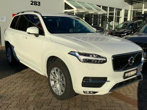 VOLVO XC90 D5 D5 Momentum Wagon 7st 5dr Geartronic 8sp AWD 2.0DTT [MY16]