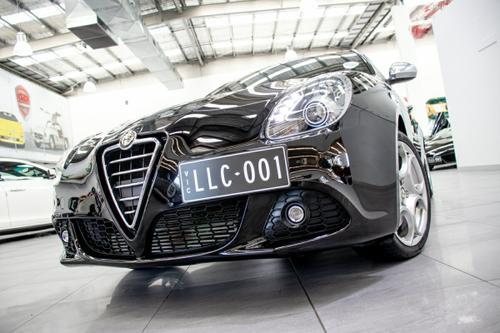 ALFA ROMEO GIULIETTA QV Series 0 QV Hatchback 5dr Man 6sp 1.7T