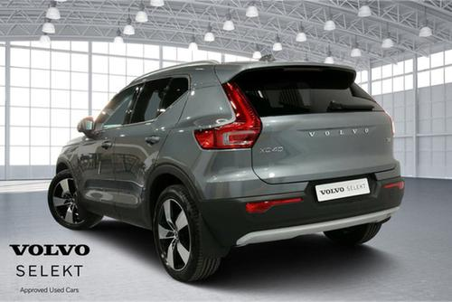 VOLVO XC40 T4 T4 Momentum Wagon 5dr Spts Auto 8sp 2.0T [MY19]