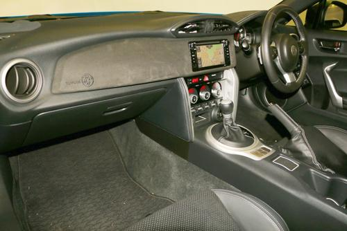 TOYOTA 86 GTS ZN6 GTS Apollo Blue Coupe 2dr Spts Auto 6sp 2.0i