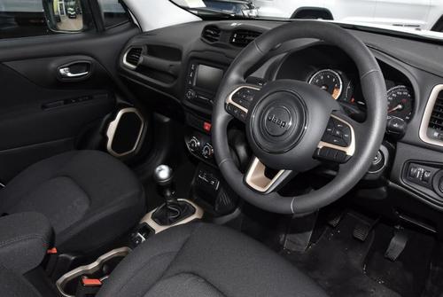 JEEP RENEGADE Sport BU Sport Hatchback 5dr Man 5sp 1.6i [MY17]