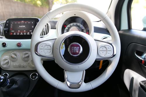 FIAT 500 Pop Series 6 Pop Hatchback 3dr Man 5sp 1.2i [Feb]