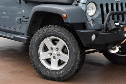 JEEP WRANGLER Unlimited JK Unlimited Sport Softtop 4dr Auto 5sp 4x4 3.6i [MY15]