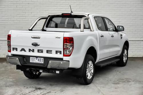 FORD RANGER XLT PX MkIII XLT Hi-Rider Pick-up Double Cab 4dr Spts Auto 6sp 4x2 3.2DT [MY19]