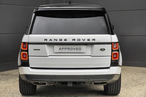 LAND ROVER RANGE ROVER SDV8 L405 SDV8 Autobiography Wagon 5dr Spts Auto 8sp 4x4 4.4DTT [MY19]