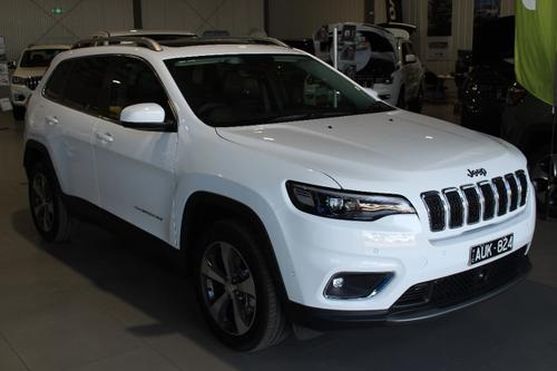 JEEP CHEROKEE Limited KL Limited Wagon 5dr Spts Auto 9sp 4x4 3.2i [MY18]