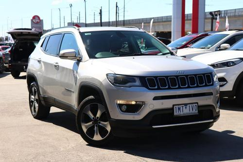 JEEP COMPASS Limited M6 Limited Wagon 5dr Auto 9sp 4x4 2.4i [MY18]