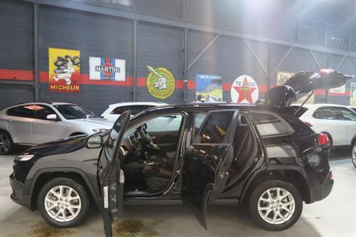 JEEP CHEROKEE Sport KL Sport Wagon 5dr Spts Auto 9sp 2.4i [MY18]