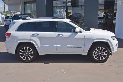 JEEP GRAND CHEROKEE S-Overland WK S-Overland Wagon 5dr Spts Auto 8sp 4x4 3.0DT [MY19]