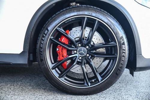MERCEDES-BENZ GLC63 AMG X253 AMG S Wagon 5dr SPEEDSHIFT MCT 9sp 4MATIC+ 4.0TT [Jun]