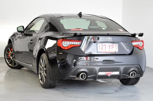TOYOTA 86 GTS ZN6 GTS Coupe 2dr Spts Auto 6sp 2.0i