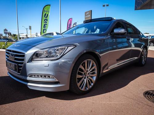 HYUNDAI GENESIS Ultimate Pack DH Ultimate Pack Sedan 4dr Spts Auto 8sp 3.8i [Nov]