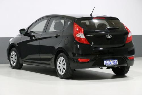HYUNDAI ACCENT Active RB4 Active Hatchback 5dr Man 6sp 1.4i [MY17]