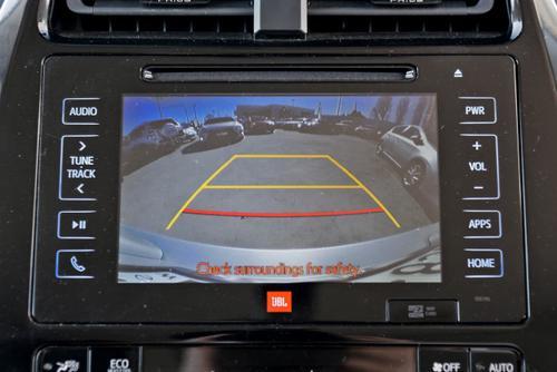TOYOTA PRIUS  ZVW50R Liftback 5dr CVT 1sp 1.8i/53kW Hybrid