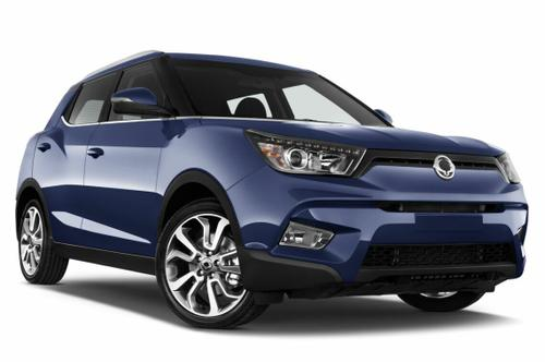 SSANGYONG TIVOLI Ultimate X100 Ultimate Wagon 5dr Spts Auto 6sp AWD 1.6DT [Oct]