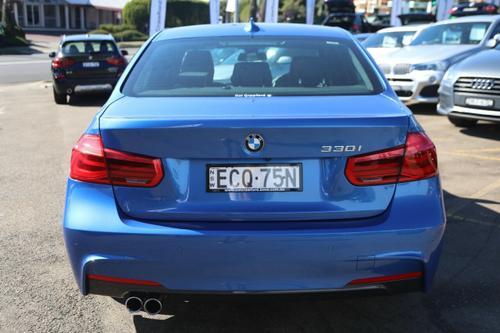 BMW 330I 30i M-SPORT