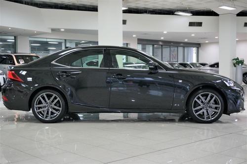 Lexus IS IS300h AVE30R IS300h F Sport Sedan 4dr CVT 1sp 2.5i/105kW Hybrid