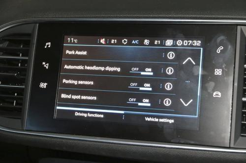 PEUGEOT 308 GTi T9 GTi 270 Hatchback 5dr Man 6sp 1.6T [MY18]