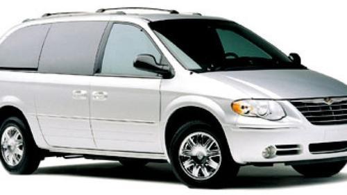 2005 Chrysler Grand Voyager