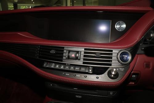 LEXUS LS LS500h GVF50R LS500h Sports Luxury Sedan 4dr MSS 10sp 3.5i/132kW Hybrid