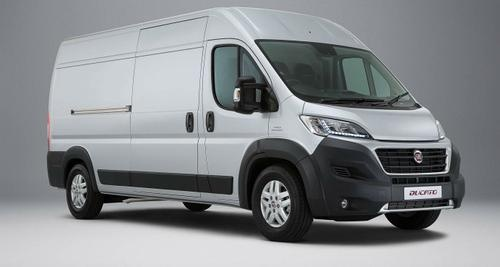 Frankfurt Motor Show Fiat Ducato 4x4 Expedition Concept Unveiled