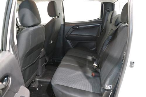 Isuzu D-MAX SX SX Utility Crew Cab 4dr Spts Auto 5sp 4x4 3.0DT [MY15.5]