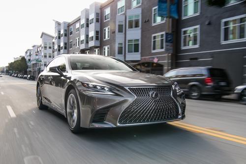 2018 Lexus LS500