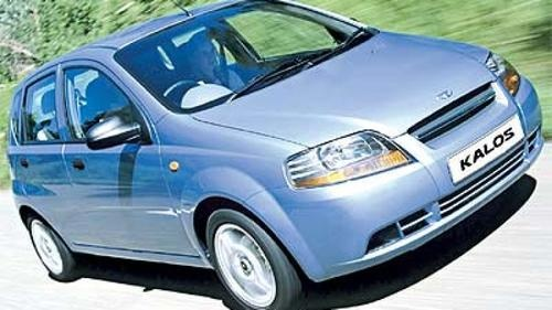 Used Car Review Daewoo Kalos 2003 2004