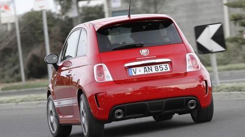 2012 Abarth 500