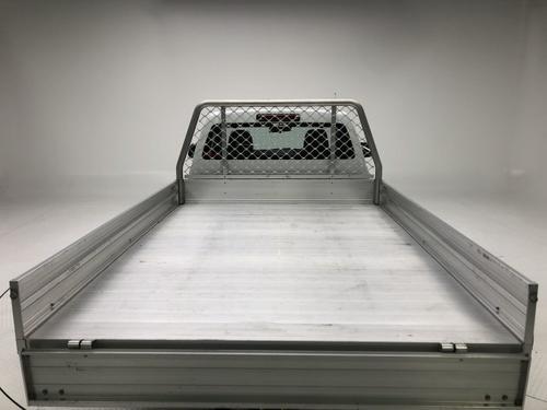Isuzu D-MAX SX SX Cab Chassis Single Cab 2dr Man 6sp 4x2 3.0DT [MY17]