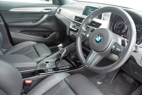 BMW X2 sDrive20i F39 sDrive20i M Sport X. Coupe 5dr DCT 7sp 2.0T