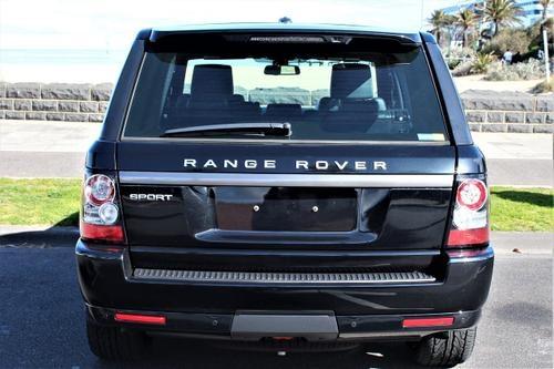 LAND ROVER RANGE ROVER SPORT SDV6 L320 SDV6 Wagon 5dr Spts Auto 6sp 4x4 3.0DTT [MY12]